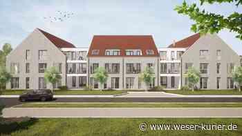 Neubau in Leeste mit 16 Wohnungen und Therapie- und Bewegungszentrum - WESER-KURIER - WESER-KURIER
