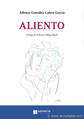 Alfonso González-Calero García presenta en La Merced su nuevo poemario 'Aliento' - Lanza Digital - Lanza Digital