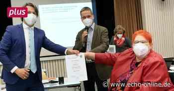 Susanne Redlin ist Erste Stadträtin in Ginsheim-Gustavsburg - Echo Online