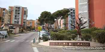 Un impressionnant dispositif policier déployé à Grasse, un quartier bouclé - Nice-Matin