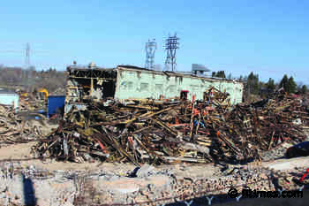 Mill 65 per cent demolished – Fort Frances Times - Fort Frances Times