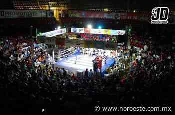 Regresa el boxeo al Palenque de la Feria Ganadera en Culiacán - Noroeste