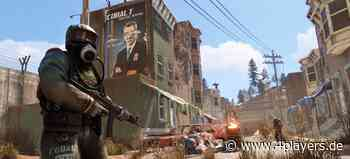 Rust Rust: Console Edition für PS4 und Xbox One veröffentlicht - 4Players Portal