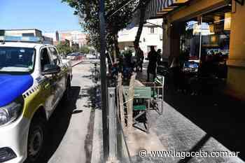 Operativo donde se citaron Pedicone y Leiva - Actualidad | La Gaceta - LA GACETA