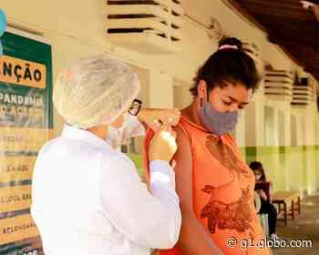 Bezerros inicia vacinação de grávidas e puérperas com doses da Pfizer - G1