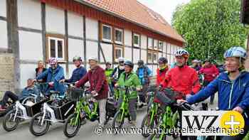Landkreis Wolfenbüttel: Fahrradverleih-App im Elm gestartet - Wolfenbütteler Zeitung
