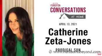 Watch Catherine Zeta-Jones Discuss 'Prodigal Son' and More in Conversations at Home Hosted by SAG-AFTRA - Nerds and Beyond