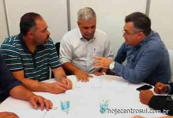 Artagão Júnior reforça pedido de respiradores para Irati | Hoje Centro Sul - Hoje Centro Sul