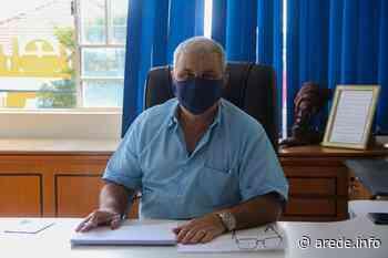 Prefeito Jorge Derbli recebe vacina contra a covid em Irati - ARede