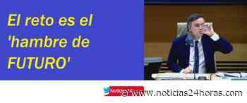 Iván Redondo: Por el 'Patriotas de la CONVIVENCIA' - Noticias 24 horas