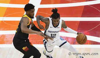 """NBA - Ja Morant wandelt auf den Spuren von LeBron James und George Mikan: """"Es war nicht genug"""" - SPOX.com"""