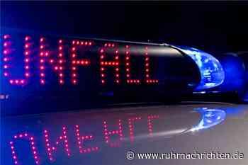 Aschebergerinnen schwer verletzt nach Auffahrunfall mit drei Autos - Ruhr Nachrichten