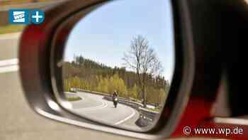 Hilchenbach B-62-Sperrung für Motorräder braucht Zeit - Westfalenpost