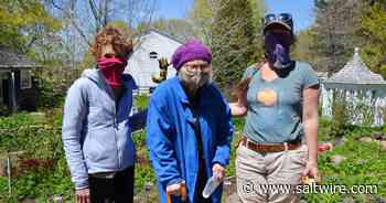 Passion of workers helps Wolfville man's dream of Quiet Garden live on | Saltwire - SaltWire Network