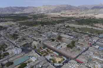 Sismo de magnitud 4.5 remeció esta mañana la provincia iqueña de Palpa - Radio Nacional del Perú