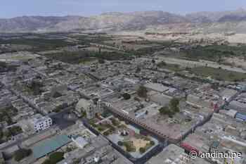 Sismo de magnitud 4.5 remeció la provincia iqueña de Palpa esta mañana - Agencia Andina