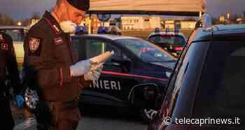 Giugliano in Campania e Qualiano: Carabinieri impegnati su più fronti, sicurezza sui luoghi di lavoro, reddito di cittadinanza e sanzioni anti-covid. Elevate sanzioni e prescrizioni penali - Telecaprinews