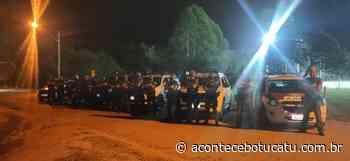 Operação das Forças Policiais intensifica patrulhamento no Rio Bonito, Mina e Porto Said | Jornal Acontece Botucatu - Acontece Botucatu