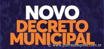 Rio Bonito do Iguaçu: Divulgado novo decreto municipal - J Correio do Povo