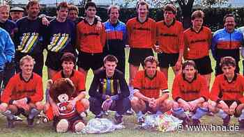 Sprint in die Landesliga: FC Korbach benötigte nach der Gründung nur 14 Jahre bis zur Viertklassigkeit - HNA.de