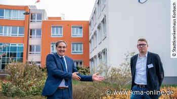 Personalie: Nerowski wird Pflegedirektor am Stadtkrankenhaus Korbach - kma Online
