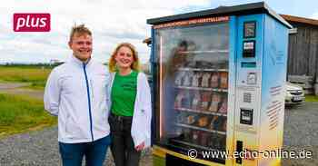 Trebur Verkaufsautomat in Trebur ist ein Erfolg - Echo Online