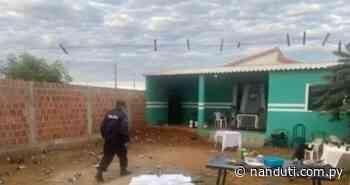 Falleció la menor que fue baleada en Capitán Bado   Ñanduti - Radio Ñanduti