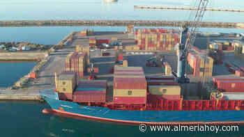 Caicedo pide que no se 'descuelgue' al Puerto del proyecto del ferrocarril - almería hoy