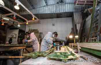 En el Día del Patrimonio el Teatro Municipal abrirá por primera vez al público sus talleres en el barrio Yungay - Finde