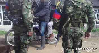 Hombres armados atacaron estación de Policía en Timbío, Cauca - Semana