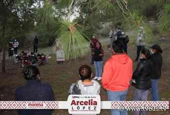 El cambio en Tlaxiaco ya nadie lo detiene: Arcelia López Hernández - TV BUS Canal de comunicación urbana