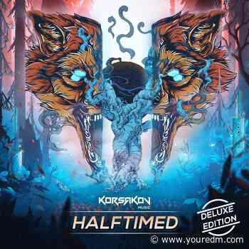 Your EDM Premiere: Halftime Is Not Dead! Korsakov's New VIP Album Proves It - Your EDM