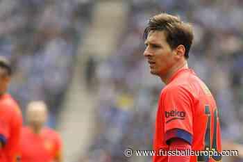"""""""Ein Wendepunkt"""": Lionel Messi nennt sein Highlight - Fussball Europa"""