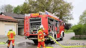 Rohrdorf: Drei Brände innerhalb kurzer Zeit - Feuerwehren Rohrdorf und Raubling rücken aus - rosenheim24.de