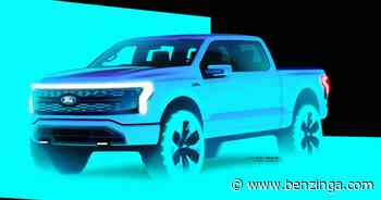 JPMorgan Analyst 'Blown Away' By Ride Experience With Ford F-150 Lightning Electric Truck - Benzinga