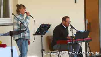 Evangelisch-methodistische Kirche in Baiersbronn - Pastor Damian Carruthers verabschiedet - Schwarzwälder Bote