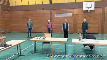 Arbeitsgemeinschaft Ruhestein - Staffelübergabe bei Geschäftsführung - Schwarzwälder Bote