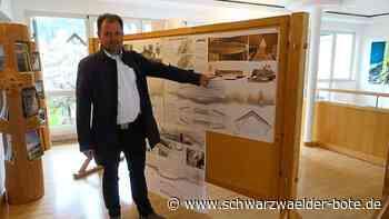 Brückenpläne in Baiersbronn - Stararchitekt aus Tokio legt ebenfalls Entwurf vor - Schwarzwälder Bote