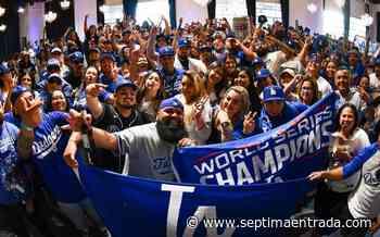 La afición de Dodgers le grita tramposos a Astros en su propio estadio - Séptima Entrada