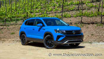 First drive: 2022 Volkswagen Taos small SUV fits the bill