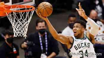 Bucks start fast, roll Heat again 113-84, take commanding 3-0 series lead