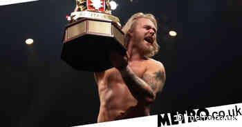 WWE: Tyler Bate says 'wrestling' is bigger than John Cena, Hulk Hogan - Metro.co.uk