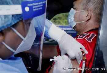 Exitosa jornada de vacunación con AstraZeneca en Coclé - Día a día