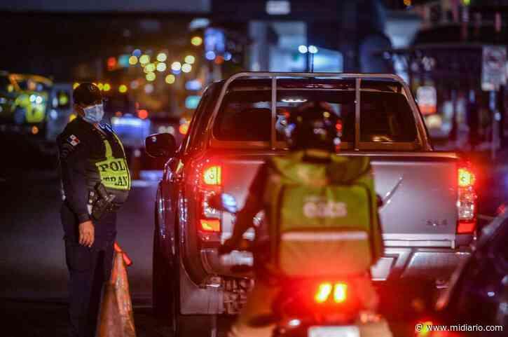 Extienden toque de queda a todos los distritos de Coclé - Mi Diario Panamá