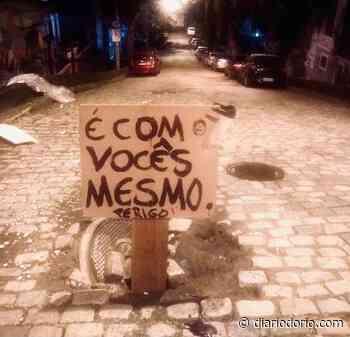 Off-road? Santa Teresa tem seus principais acessos em mau estado - Diário do Rio de Janeiro