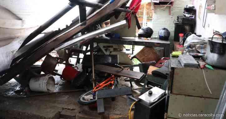 Invierno sigue causando estragos en Antioquia: dos viviendas colapsaron en Marinilla - Noticias Caracol