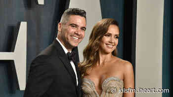 Jessica Alba Reveals Daughter Walked In on Them While Being Intimate | KIIS FM | Ryan Seacrest - On Air with Ryan Seacrest