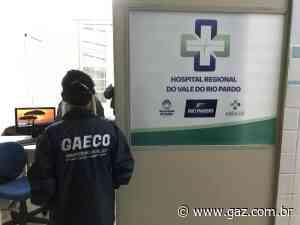 Desvios em Rio Pardo são citados na CPI da Covid - GAZ