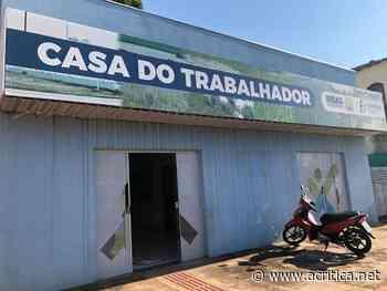 Construção de nova fábrica em Ribas do Rio Pardo disponibiliza vagas de emprego no município - Portal do Jornal A Crítica de Campo Grande/MS