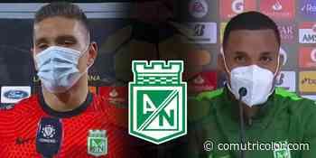 VIDEO   Respuestas de Aldair Quintana y Brayan Rovira por eliminación de Nacional de Copa Libertadores 2021 (FÚTBOL INTERNACIONAL, Conmebol, Alexandre Guimaraes, Universidad Católica) - Comutricolor